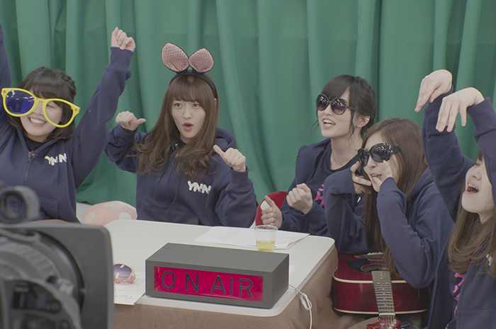 Raise Your Arms and Twist! Documentary of NMB48